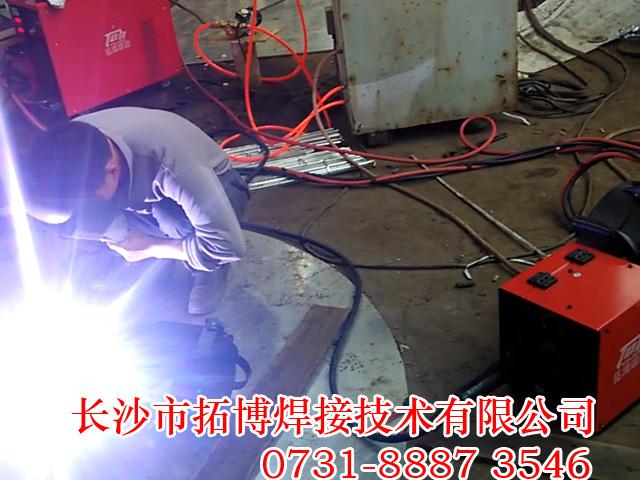 铝焊机焊接2000系列铝铜合金