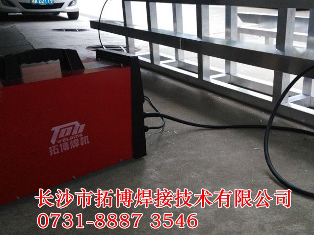 铝焊机对焊枪的要求