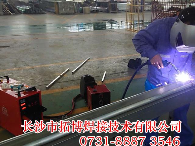 铝焊机和铜焊机回烧时间的作用
