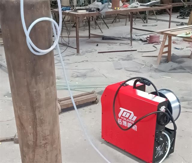 双脉冲铝焊机慢送丝