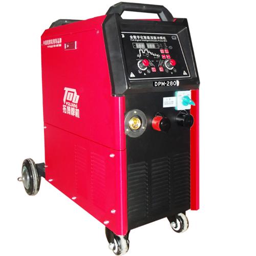 <b>DPM-280S智能双脉冲铝焊机(双电压)</b>