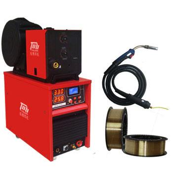 脉冲MIG铜焊机