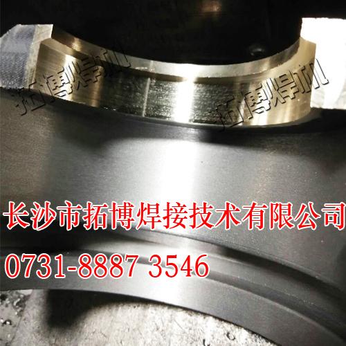 灰口铸铁镍铝青铜堆焊