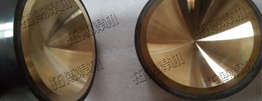 冲床球碗堆焊铝青铜