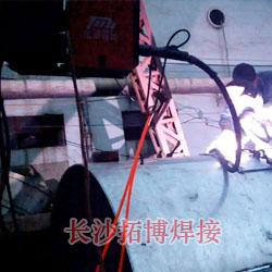 <b>铝罐车焊接应用</b>