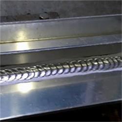 220V铝焊机DPM-280焊接效果